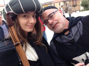 Francesca Occhipinti e Alessandro Trigona Occhipinti